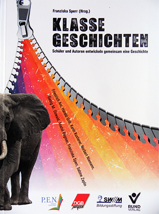 """Buchcover von """"Klasse Geschichten"""""""