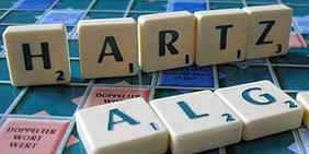 Scrabble Buchstaben Hartz