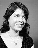 Portrait von Julia Friedrichs, Journalistin und Autorin
