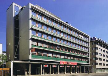 Das Münchner Gewerkschaftshaus in der Schwanthalerstraße 64.