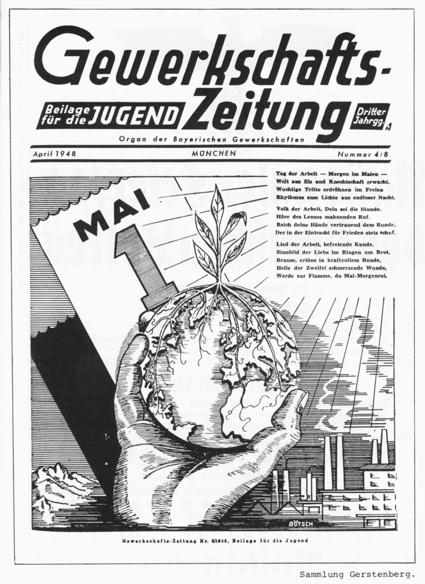 Gewerkschaftszeitung