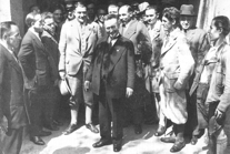 Reichstagspräsident Paul Löbe