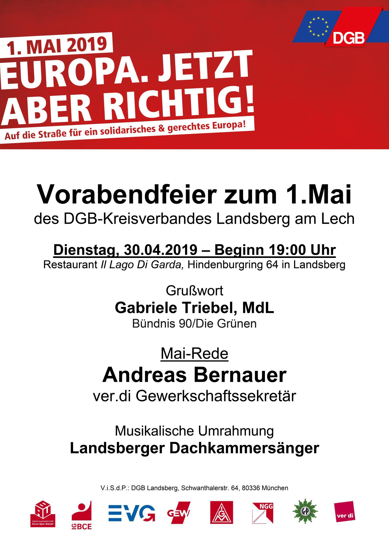 Plakat Landsberg