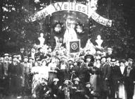 Maifeier 1900 der Münchner Arbeiterschaft