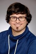 Portrait Andro Scholl, Jugendsekretär bei der DGB Region München
