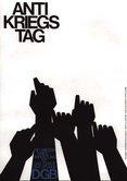 Plakat Antikriegstag um 1988
