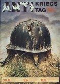 Plakat Antikriegstag 1981