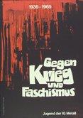 Plakat IG Metall Jugend Antikriegstag